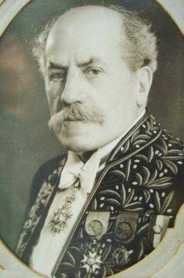 Robert Lespieau Académicien  des sciences
