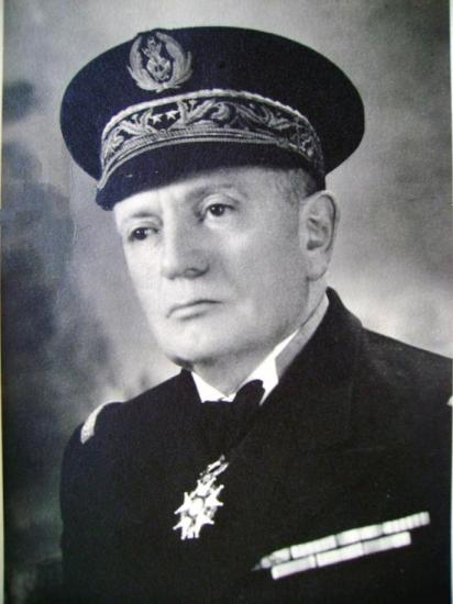 Contre Amiral Pierre Goybet