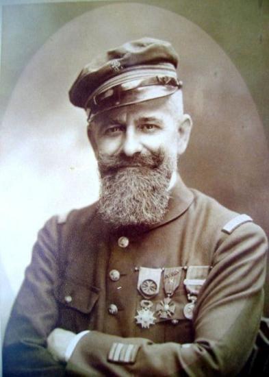 Capitaine de vaisseau  Henri  Goybet