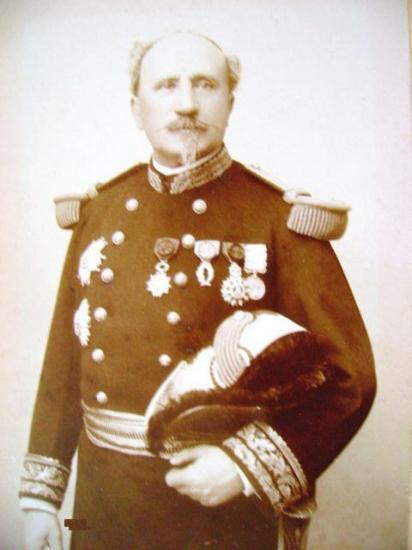 Général Théodore Lespieau
