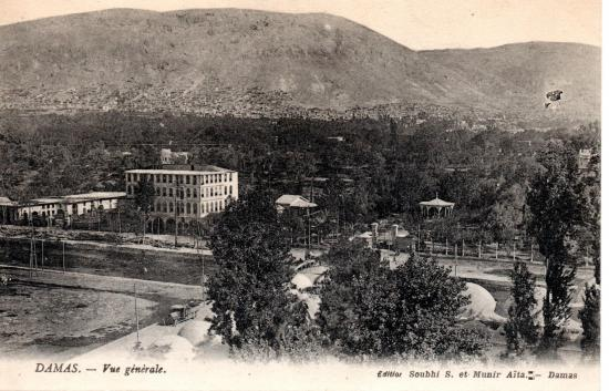 Damas vue generale 1920