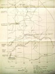 Plan de bataille 371 régiment, 157e Division (2)