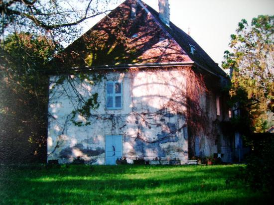 Maison de Yenne