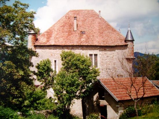 Chateau de la Martiniere Fief Goybet