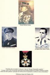 Famille Goybet 3 générations Légion d'Honneur