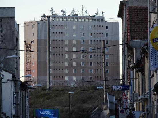 Immeuble 31 31 bis batiment d residence sixte isnard