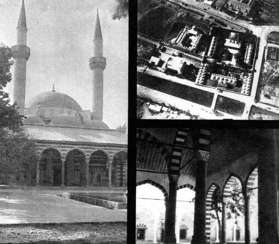 La mosquée d El Tequieh