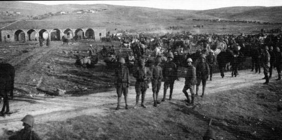 Le camp d Ain Jdeideh 2