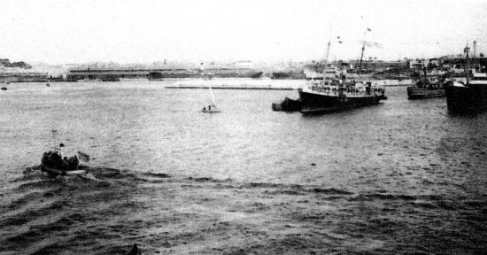 Le port d Alexandrie 22 mars 1920