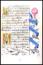 Louise de Montgolfier épouse Alexis Goybet, grand père du général Mariano Goybet  auquel ce site est dédié (arrière grand père de l'auteur du site Henri Goybet)