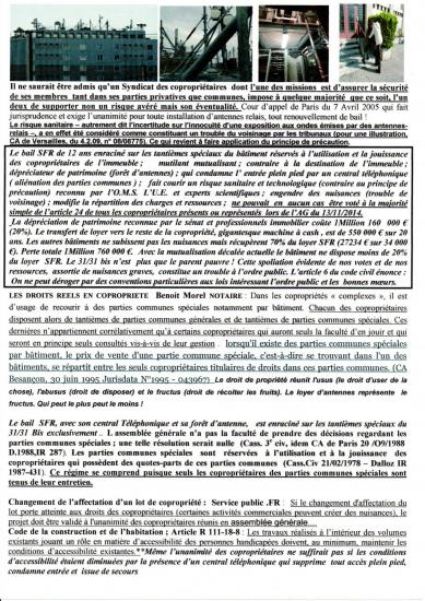 Reflexions apres le jugement 2 09 2014 actant mutualisation (3)