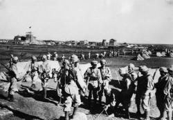 Soldats Syriens à la bataille de meizeloun